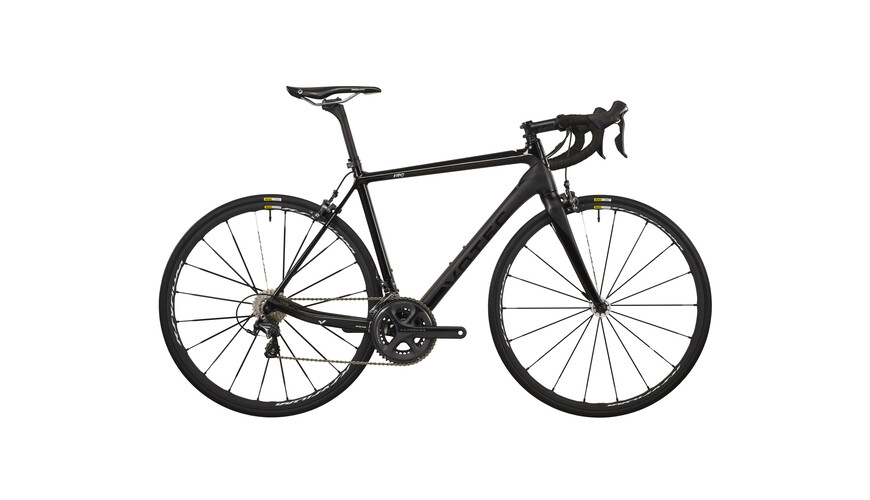 VOTEC VRC Pro Carbon Rennrad carbon ud/black glossy